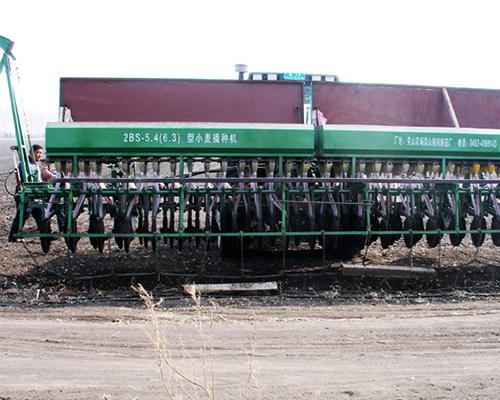 2BS-5.4(6.3)型小麦播种机