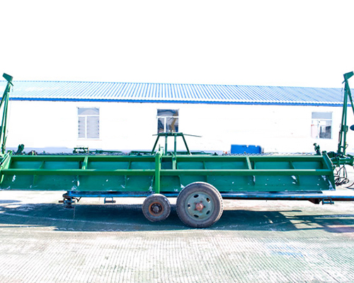 3GS-4(6)型起垄整形中耕机