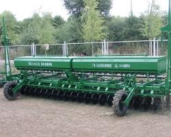 内蒙2BS-6.3型小麦播种机
